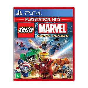 Lego Marvel Super Heros - PS4