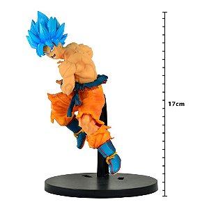 Action Figure - Dragon Ball Super - Tag Figthers Son Goku - Banpresto