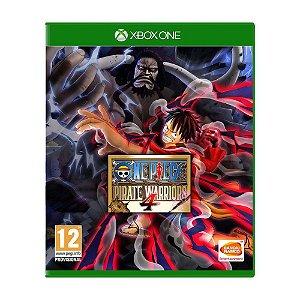 One Piece Pirate Warriors 4 - Xbox One
