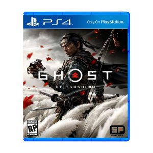 Ghost Of Tsushima - PS4