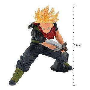 Action Figure - Super Dragon Ball - Heroes Transcendence Art Vol5 - Super Saiyan - Trunks - Banpresto