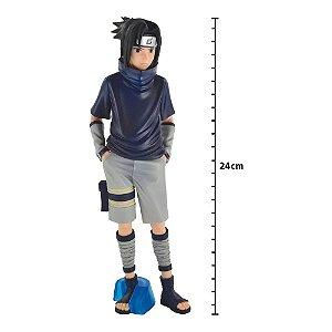 Action Figure - Naruto - Shinobi Relations - Grandista - Uchiha Sasuke - Banpresto