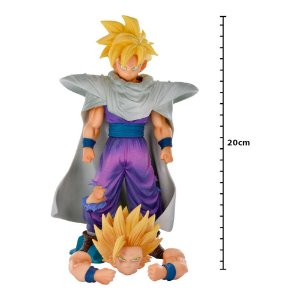 Action Figure - Dragon Ball Z - Resolution Of Soldier - Grandista - Gohan - Banpresto