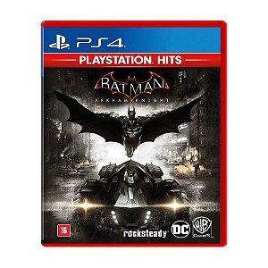 Batman Arkham Knight Hits - PS4