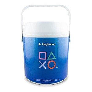 Cooler PlayStation - Capacidade 7 Latas - PlayStation - Games