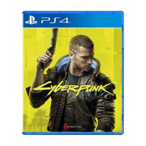 Cyberpunk 2077 BR - PS4