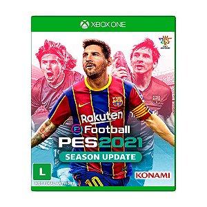 PES 21 - Pro Evolution Soccer - Xbox One