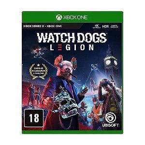 Watch Dogs Legion - Ed. Limitada Br - Xbox One