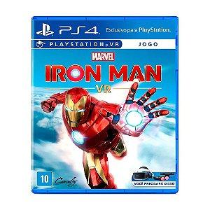 Marvel Iron Man VR - PS4