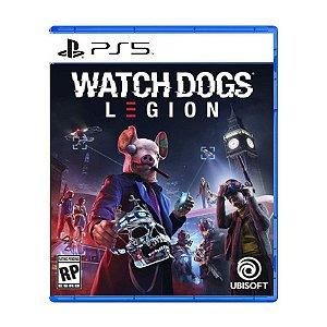 Watch Dogs Legion - Ed. Limitada - PS5