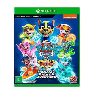 Patrulha Canina Super Filhotes - Salvam A Baía Da Aventura - Xbox One