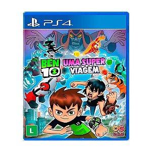 Ben 10 - Uma Super Viagem - PS4