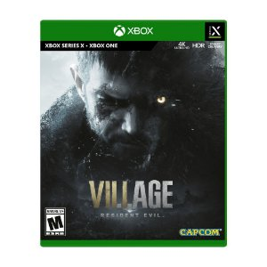 Resident Evil Village - Xbox One - Xbox Série X