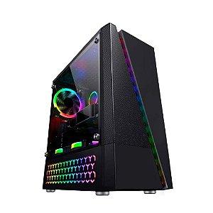 Computador básico, AMD A6-7480, RAM 8GB, SSD 120GB, 450W, Radeon R5
