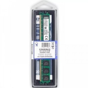 Memória RAM DDR2 2GB 1x2GB Kingston KVR800D2N6/2G ValueRAM