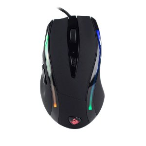Mouse Hoopson Gx18 Kata Programável Switch Omron