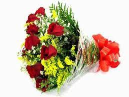 bouquet luxo amor perfeito