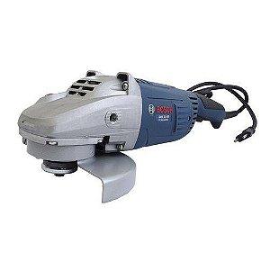 Esmerilhadeira Lixadeira 7 Pol Gws 22-180 2200w Bosch 110v