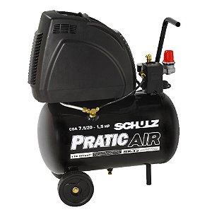 Compressor Pratic air csa 7,6/20 Schulz