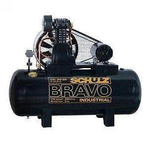 Compressor bravo CSL 20BR/200L Schulz