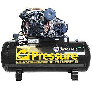 Compressor ONP 20/200 V-5HP Pressure