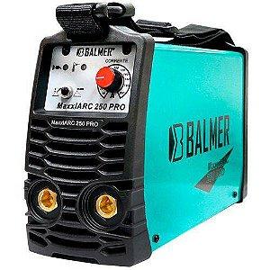 Inversor De Solda 200a Maxxiarc 250 Pro 110v Mono - Balmer