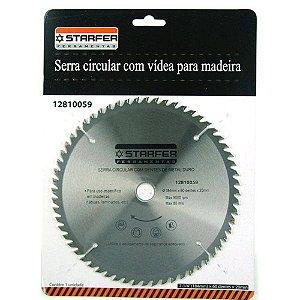 Serra Eletrica Circular C/ Vídea 7 1/4'' 36 Dentes - Starfer