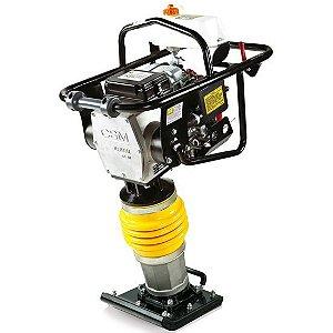 Locação Compactador de solo 4 Hp Csm /Honda Cs 55