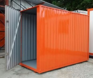 Locação Container 1,50 X 2,00 M