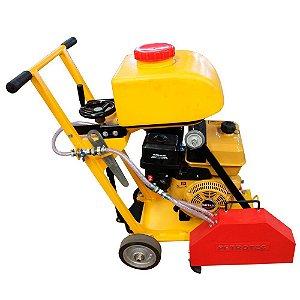 Locação cortadora de piso a gas 13 Hp Bufallo sem disco