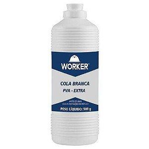 Cola branca worker 500g