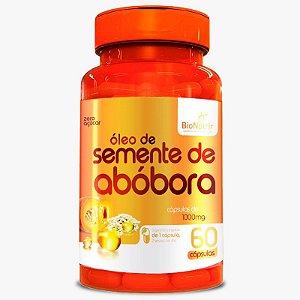 Óleo De Semente De Abóbora 1000mg 60 Cáps - Bionutrir