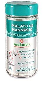 Magnésio Dimalato Puro Meissen (500mg) 120 Cápsulas