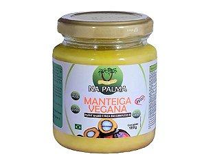 Manteiga Na Palma Vegana 180G
