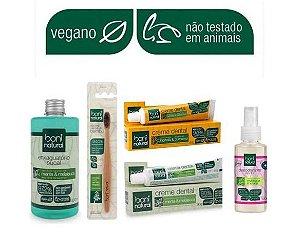 Kit Higiene Vegano Sem Flúor - Boni Natural