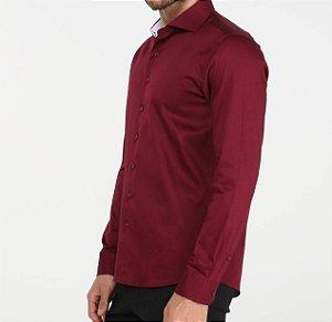 camisa Di lomon - VINHO