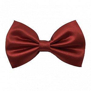 gravata borboleta vinho