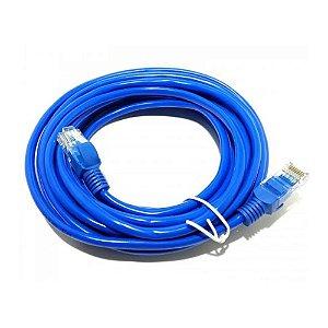 Cabo de rede Montado Upt Internet Lan Extensão 5 metros