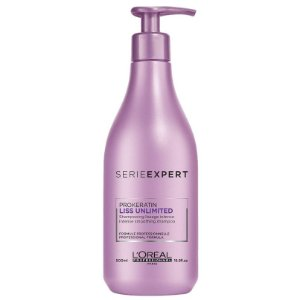 LISS UNLIMITED SH 500ML LOREAL
