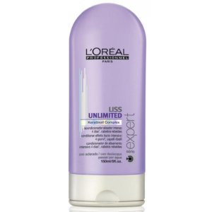 LISS UNLIMITED CONDICIONADOR 150 ML LOREAL