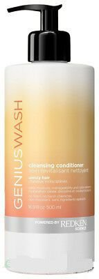 GENIUS WASH CLEANSING CONDICIONADOR 500ML - REDKEN