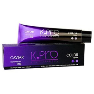 CAVIAR COLOR 1.0 PRETO - KPRO