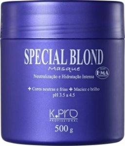 SPECIAL BLOND MASQUE 500G - KPRO
