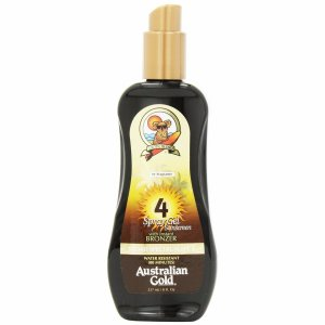 FPS 4 INSTANT BRONZER SPRAY GEL 237ML - AUSTRALIAN GOLD