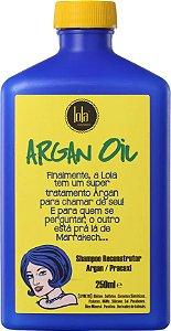 ARGAN OIL SHAMPOO RECONSTRUTOR ARGAN/PRACAXI 250ML - LOLA