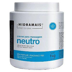 CREME PARA MASSAGEM NEUTRO 1KG - HIDRAMAIS