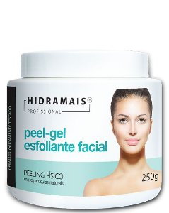 ESFOLIANTE FACIAL PEEL GEL 250G - HIDRAMAIS