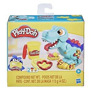 Massinha Mini Dinossauro T-rex - Play Doh Mini Clássicos, Hasbro
