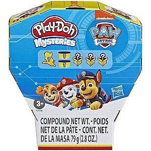 Massinha PlayDoh Mysteries - Patrulha Canina - MARSHALL