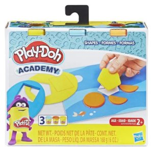 Mansinha Formas Play Doh Academy - Hasbro